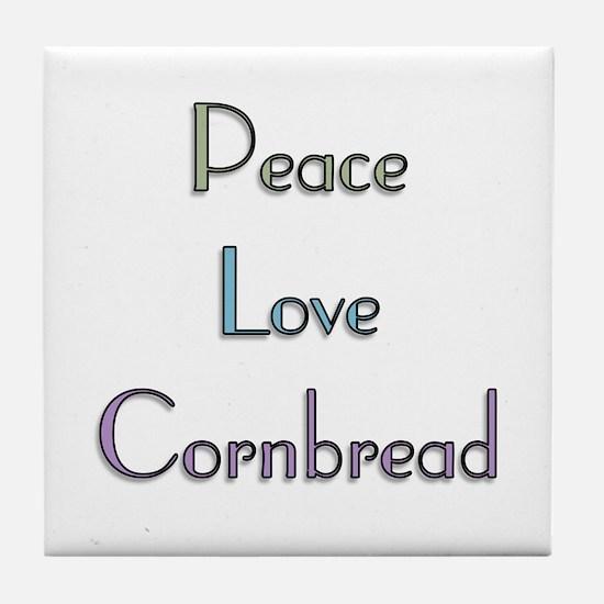 Cornbread Tile Coaster