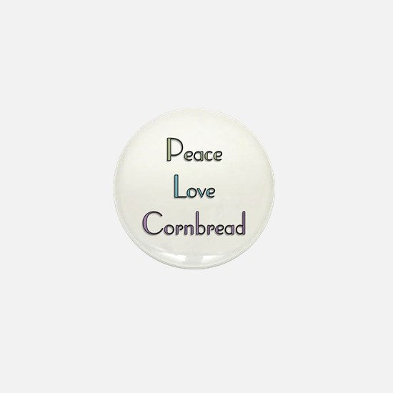 Cornbread Mini Button