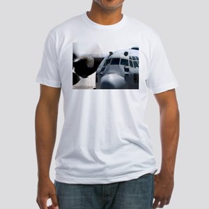C-130 Hercules Fitted T-Shirt