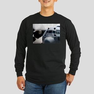 C-130 Hercules Long Sleeve Dark T-Shirt