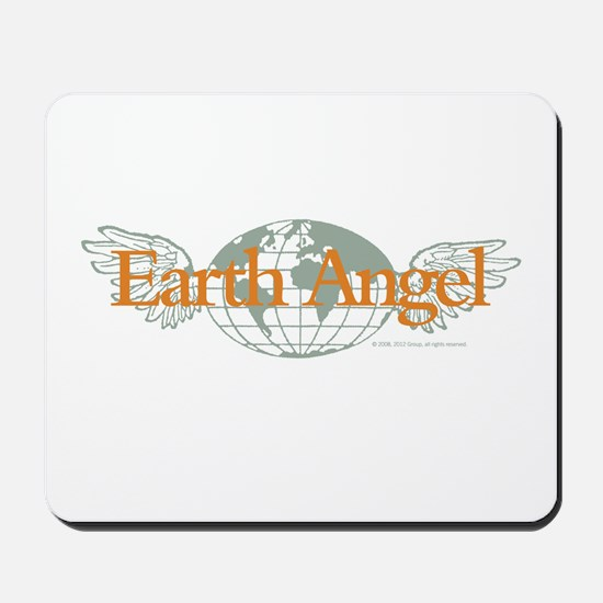 Earth Angel Mousepad