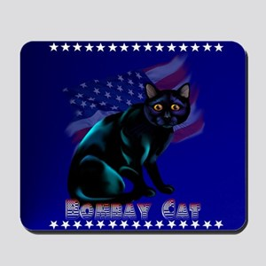 The Bombay Cat Mousepad