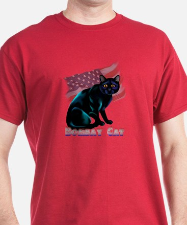 The Bombay Cat T-Shirt