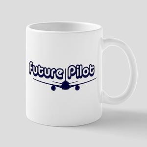 FUTURE PILOT KIDS SHIRT BABY Mug