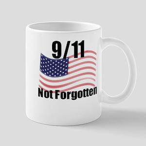 9/11 Not Forgotten Mug