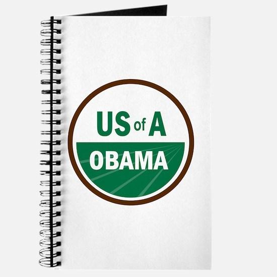 USofA Organic Obama Journal