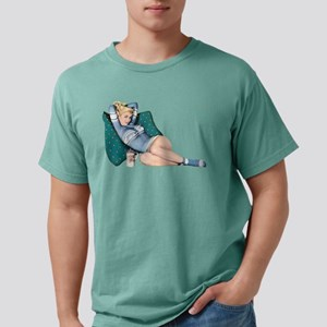 Cabin Cottage Mountain Chic Pin Up Girl Mens Comfo