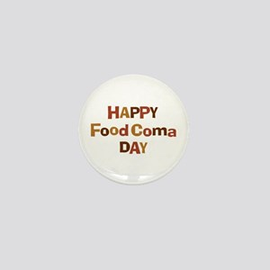 Turkey Day Mini Button