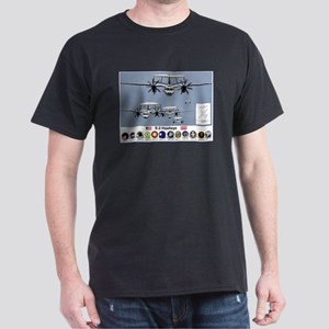 E-2 Hawkeye Dark T-Shirt