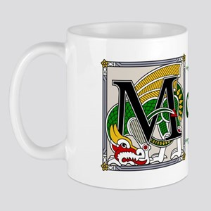 McCarthy Celtic Dragon Mug