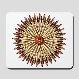 50cal Flower Mousepad
