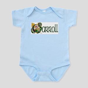 Carroll Celtic Dragon Infant Bodysuit