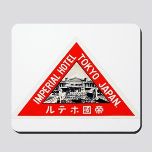 Imperial Hotel, Tokyo Mousepad