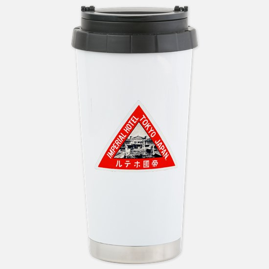 Imperial Hotel, Tokyo Stainless Steel Travel Mug