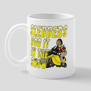 Sledders Doo Mug