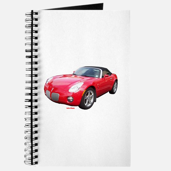 Pontiac Solstice Journal