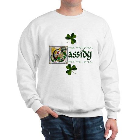 Cassidy Celtic Dragon Sweatshirt