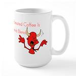 The Devils Blend Large Mug