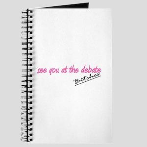Funny Paris Hilton Bitches Journal