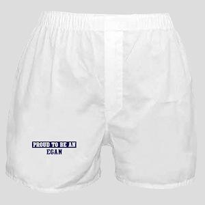 Proud to be Egan Boxer Shorts