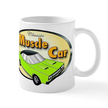 Mug MUSCLE CAR GRAPHIC
