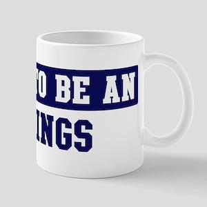 Proud to be Eddings Mug