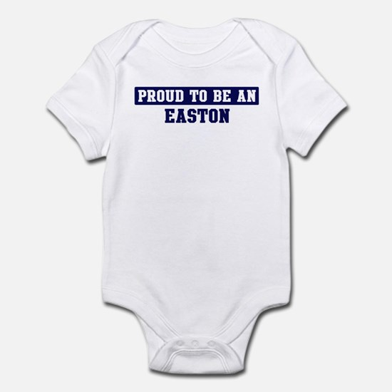 Proud to be Easton Infant Bodysuit