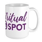 Spiritual G Spot Purple Mugs