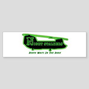 160th SOAR NightStalker's Bumper Sticker