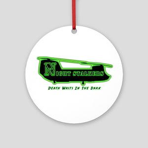 160th SOAR NightStalker's Ornament (Round)