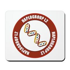 Haplogroup L2 Mousepad