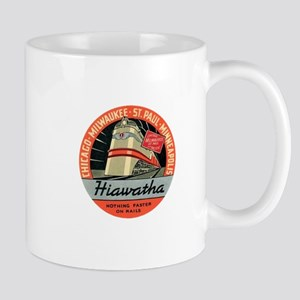 Hiawatha engine design Mugs