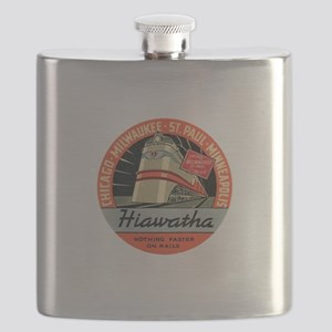 Hiawatha engine design Flask