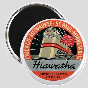 Hiawatha engine design Magnets