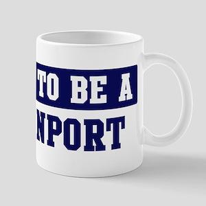 Proud to be Davenport Mug