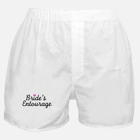 Bride's Entourage Boxer Shorts