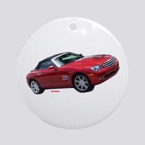 CHYSLER CROSSFIRE Ornament (Round)