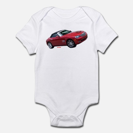 CHYSLER CROSSFIRE Infant Bodysuit