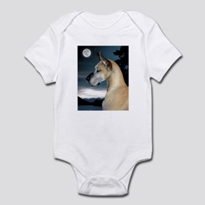 Fawn Great Dane (Electra) Infant Bodysuit