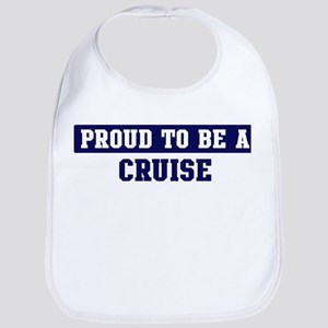 Proud to be Cruise Bib
