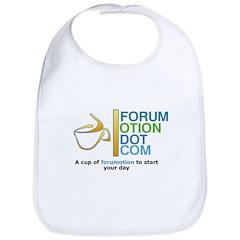 Forumotion Cup tea Bib