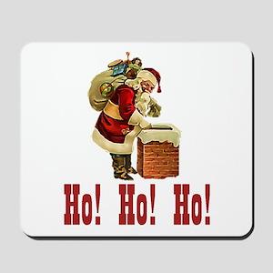 Ho! Ho! Ho! Christmas Mousepad