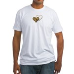 Cookie Gift Fitted T-Shirt