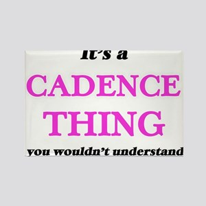 It's a Cadence thing, you wouldn't Magnets