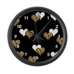 Cookie Gift Large Wall Clock
