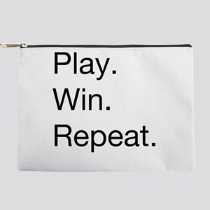 Play Win Repeat Makeup Bag