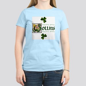 Collins Celtic Dragon Women's Light T-Shirt