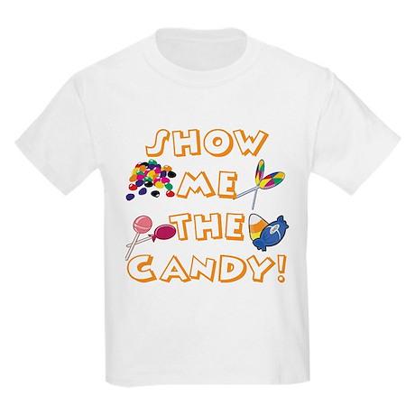 Show the Candy Kids Light T-Shirt
