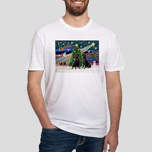 Xmas Magic & Lab PR Fitted T-Shirt