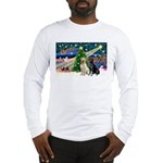 Xmas Magic/2 Labs (Y+B) Long Sleeve T-Shirt
